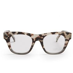 f055e3d79c Céline Sunglasses Round-frame acetate glasses ( 254) ❤ liked on Polyvore  featuring accessories