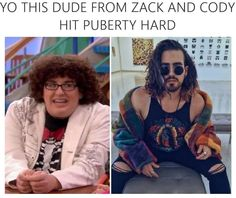 Funny lol -- This dude from Zack and Cody Daily Funny jokes Funny Cute, The Funny, Hilarious, Daily Funny, Stupid Funny, Zack Et Cody, Zack And Cody Funny, Suite Life, Glo Up