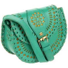 Cross-body mini purse. Comes in a bazillion colours. I'll take...several.