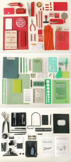 Color Blocking #1 by Swedish Design Agency Kontor Kontor