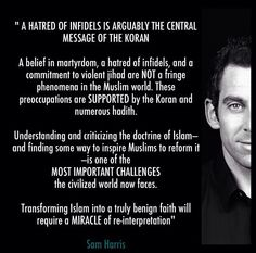 Sam Harris Islam