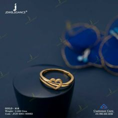 Gold Ring Designs, Gold Bangles Design, Gold Earrings Designs, Gold Jewellery Design, Gold Rings Jewelry, Gold Jewelry Simple, Simple Gold Rings, Plain Gold Ring, Womens Jewelry Rings