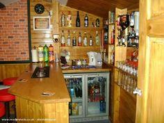 Forget your Man Cave, You Need a Bar Shed