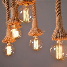 $25.00 (Buy here: https://alitems.com/g/1e8d114494ebda23ff8b16525dc3e8/?i=5&ulp=https%3A%2F%2Fwww.aliexpress.com%2Fitem%2FVintage-Rope-Pendant-Lights-Lamp-Loft-Creative-Personality-Industrial-Lamp-Edison-Bulb-American-Style-For-Living%2F32572341964.html ) Vintage Rope Pendant Lights Lamp Loft Creative Personality Industrial Lamp Edison Bulb American Style For Living Room decoration for just $25.00