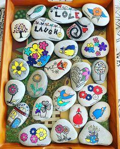 #taşboyama #tasarim #stones #sipariş #design #dekorasyon #decoration #unique #handmade #stand #bodrum #yalıkavak #instadesign #instadecor #instastyle #instastoners #instafollow #takip #turkinstagram #koalaartbydamla #contact #instadaily #instaphoto #photo #photooftheday #picoftheday #vscocam #doğaltaş #driftwood #globalrockpainters