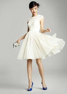 mode trends weißes kleid weisse kleider