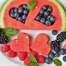 Una dieta basada en alimentos ecológicos puede ayudar a prevenir el sobrepeso y la obesidad