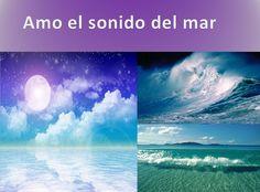 Mar, sonido del mar,sound of the sea, sea Relajante a full!, uno queda renovado luego!