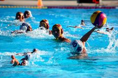 H2O Polo... best sport ever!