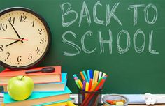 In the United States, it's back-to-school time. And that means getting back into…