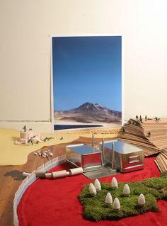 Imagen exposición inaugural Musac  www.desole.es