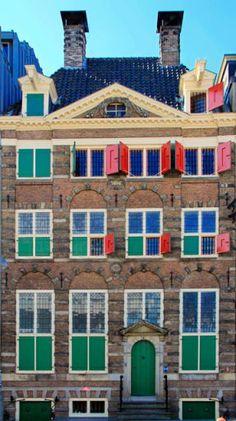 AMSTERDAM - Casa de Rembrandt (Museum Het Rembrandthuis)