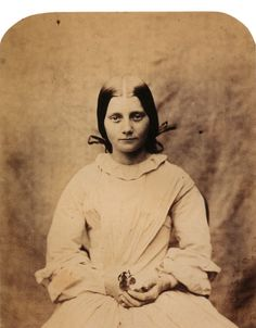 Lewis Carroll. Fine Art Photography. Fanny Smith. 1859.