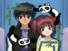 Tokyo Mew Mew zoey and mark !!