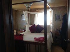Queen bed master bedroom set.