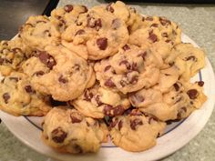 The BEST chocolate chip cookie recipe you'll ever find