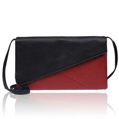 Fashion Women New Women Vintage Style Envelope Synthetic Leather Handbag Casual Shoulder Bag