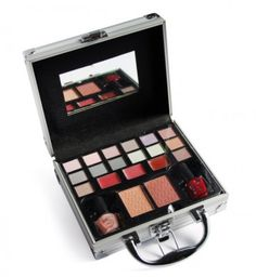 Estuche de maquillaje IDC Color Nice Journey #maquillajediario