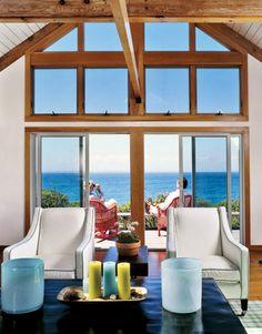 beach home decorations - countryliving.com