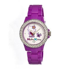 Hello Kitty Women's Purple White now featured on Fab.