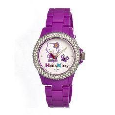 Hello Kitty Women's Purple White now featured on Fab.