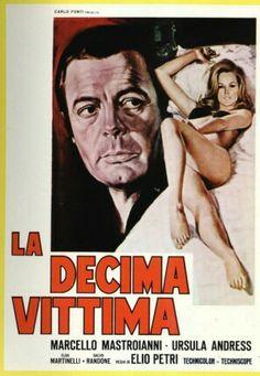 La decima vittima (1965)   Elio Petri   8/10
