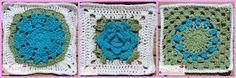 Knot Your Nana's Crochet: Granny Square CAL (Week 28)