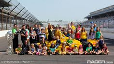 The @FollowAndretti family photo shoot was awesome. @Louis Lee pic.twitter.com/qOcOV3gu1X