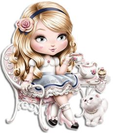 """Photo from album """"mix"""" on Yandex. Cute Little Girls, Cute Kids, Print Pictures, Cute Pictures, Art Mignon, Image Digital, Sarah Kay, Cute Images, Cute Dolls"""