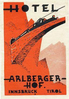 Hotel Arlberger Hof ~ Innsbruck ~ Austria
