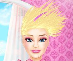 Barbie Saç Kesimi esnasında kahramanımızla beraber görevleri dikkatli bir biçimde yerine getirmeye çalışacaksınız. Makası ve fön makinesini dikkatlice kullanarak karaktere yeni bir imaj kazandırmanız gerekmektedir.  http://www.kolayoyun.com/barbie-sac-kesimi.html