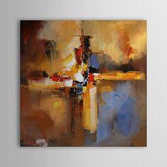 Hand geschilderd olieverfschilderij Abstract 1304-AB0481 – EUR € 50.81