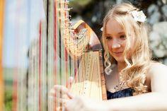 Shelley Fairplay - Harpist