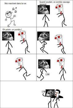 Troll du zombi