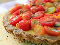 Cheesecake salado de tomate   Santiago Giorgini