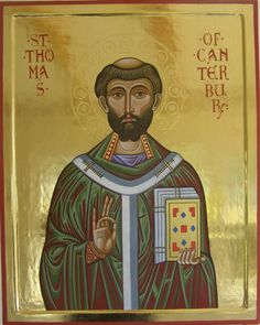 St Thomas Beckett of Canterbury