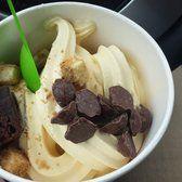 Photo of Cups Frozen Yogurt - East Brunswick, NJ, United States. My cake batter combo