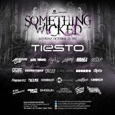 SOMETHING WICKED | HOUSTON | Oct 26th!