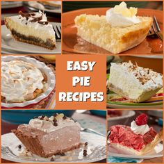 "Our lightened up pie recipes are designed to fit your lifestyle and satisfy anyone's sweet tooth. All of our diabetes-friendly dessert recipes are made with lighter ingredients that deliver the same delicious flavor while still meeting dietary guidelines provided by the American Diabetes Association. And the best part is, all of our recipes are ""easy as pie"" to make! <br /> If you're looki..."