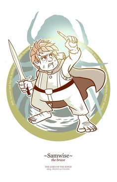 Samwise  Lord Of The Rings