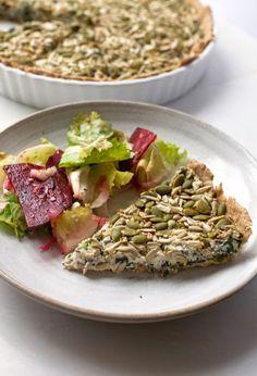 Vegan-Cashew-Quiche