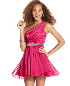 Belted Dresses for Juniors