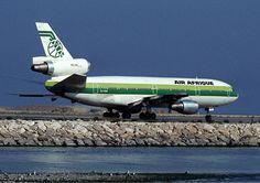 Air Afrique DC-10-30 Sibille