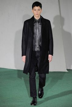 Male Fashion Trends: Officine Generale Fall/Winter 2016/17 - Paris Fashion Week