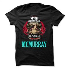 Never Underestimate The Power of MCMURRAY Family TM001 - #tshirts #sweater nails. BUY NOW => https://www.sunfrog.com/Names/Never-Underestimate-The-Power-of-MCMURRAY-Family-TM001.html?68278