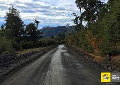 To the Villarrica Volcano, Chile.