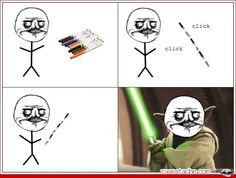 Star Wars Meme - I've actually done this before, but it didn't last long. LOL
