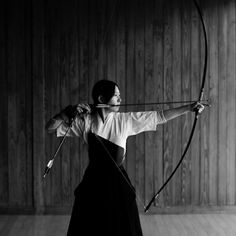 Japanese archery -Kyudo-  Hey, @Beth Nativ Wade  Next time I'm up, k??  ;)