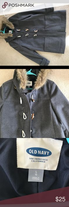 Old Navy Coat Very good condition, size large Old Navy Jackets & Coats