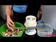 Domácí vegeta bez glutamanu - recept Korn, Pesto, Youtube, Youtubers, Youtube Movies